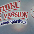 Mathieu pêche passion