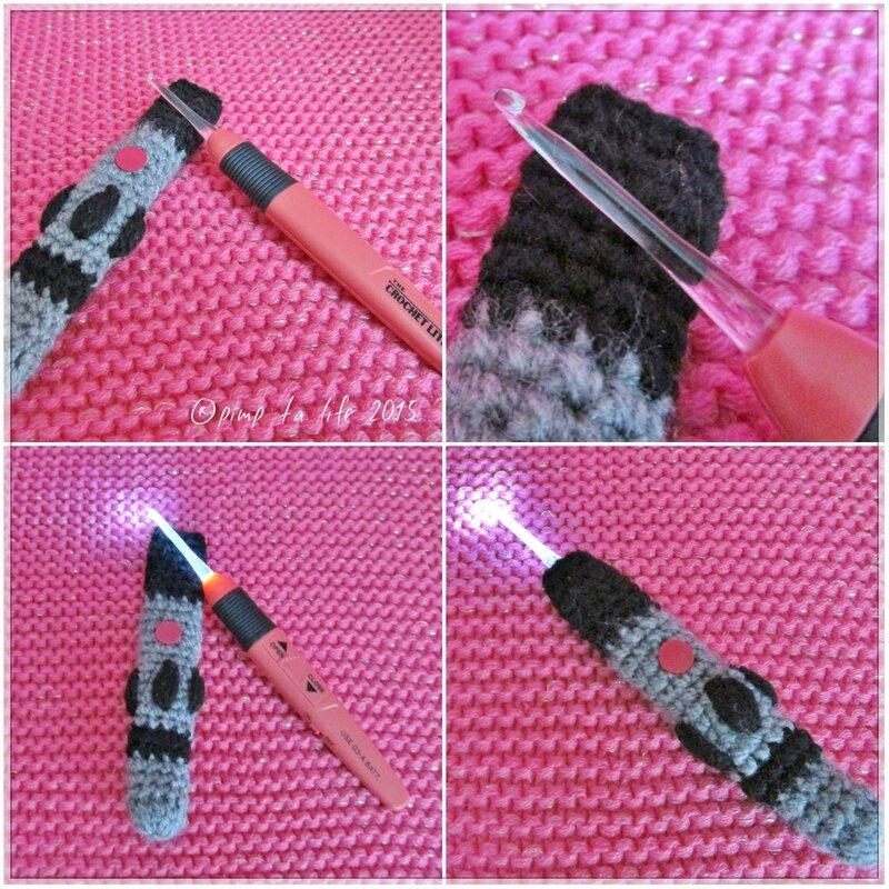 ®pimp ta life 2015 crochet lite