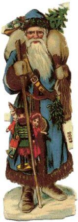 Image Pain d'épice Père-Noël 3
