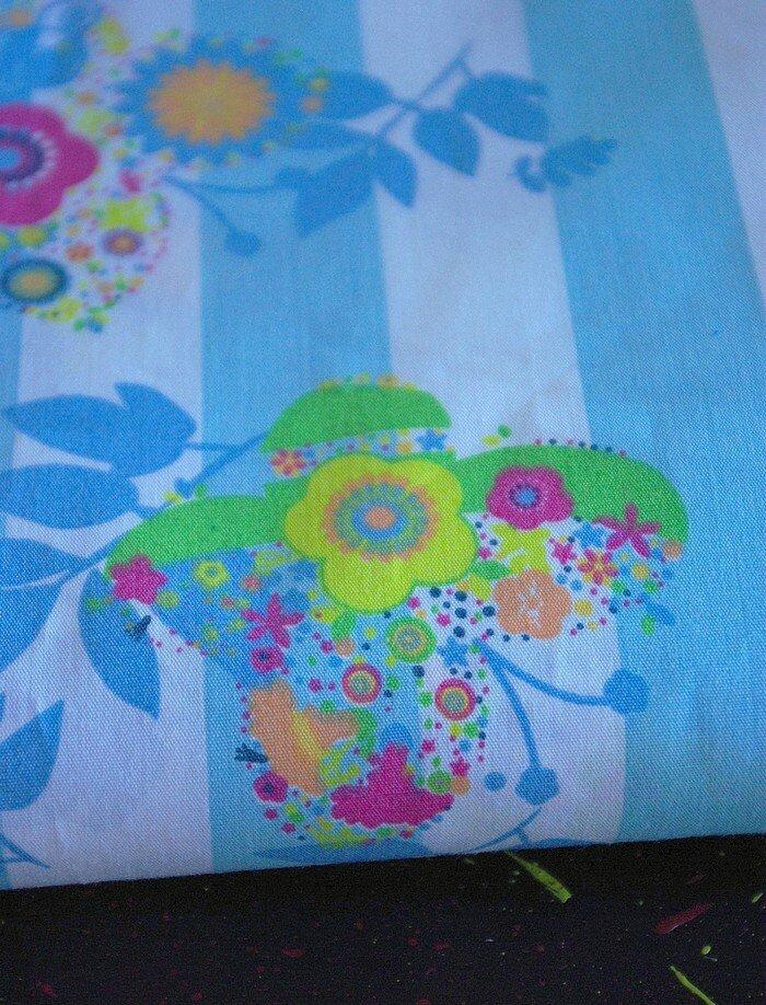 tissu papillons boheme 4