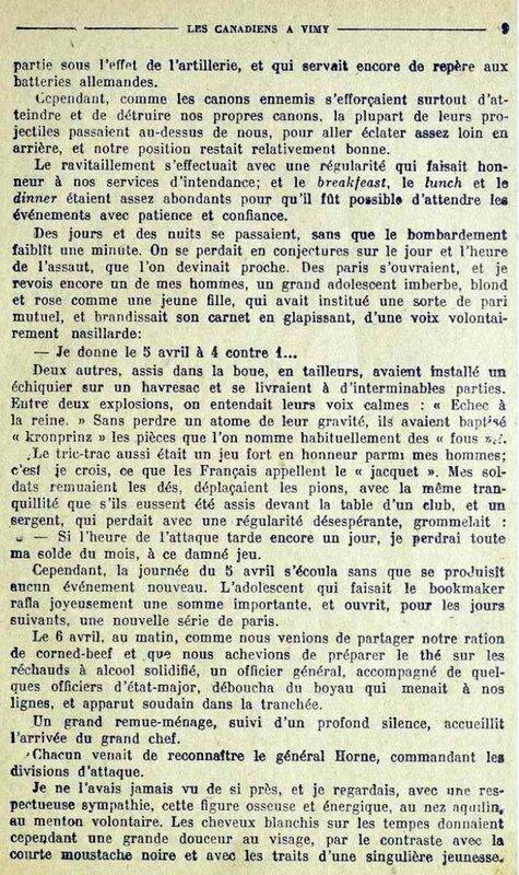 Canadiens à Vimy11