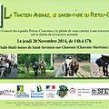 20 nov 2014 - rencontre traction animale saint savinien sur charente (charente maritime)