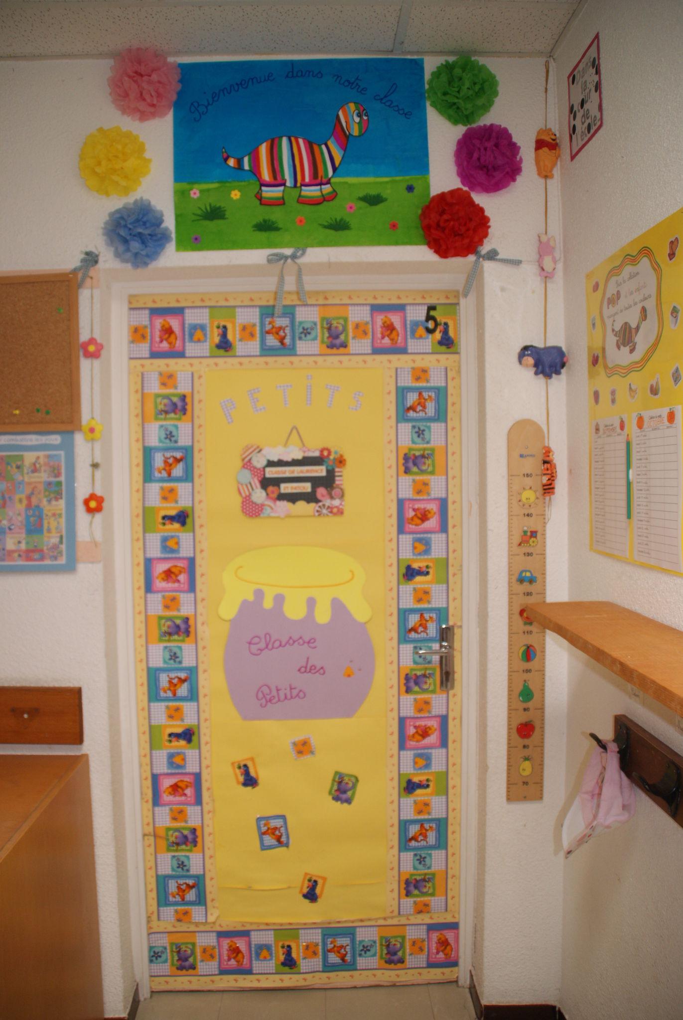 La porte de ma classe