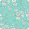 Liberty Capel -turquoise