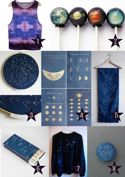 cosmic wishlist