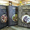 Intégrales chroniques de la lune noire (contient 3 volumes) vol iii, iv et v 18€ pièce