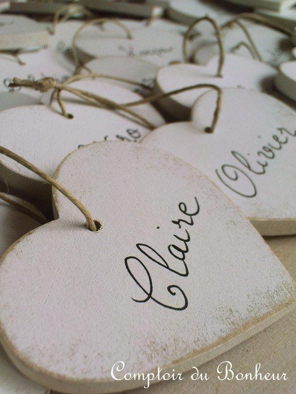 cadeaux invit s pour claire et olivier comptoir du bonheur. Black Bedroom Furniture Sets. Home Design Ideas
