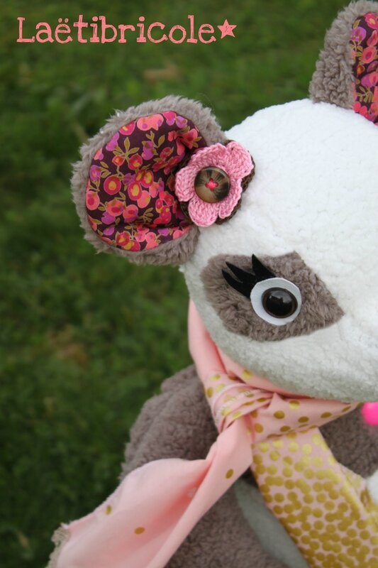 panda Salomée