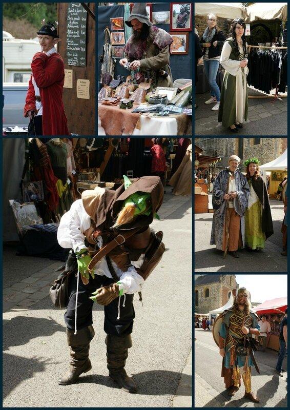 Elfes et lutins