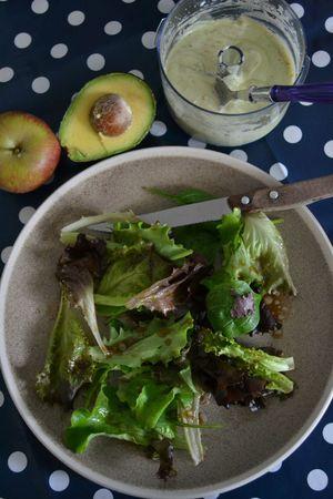 Salade fraîcheur au saumon (1)