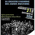 Stage orchestre des jeunes - bischheim