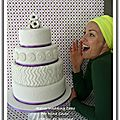 SEVERINE ATELIER WEDDING CAKE NINA