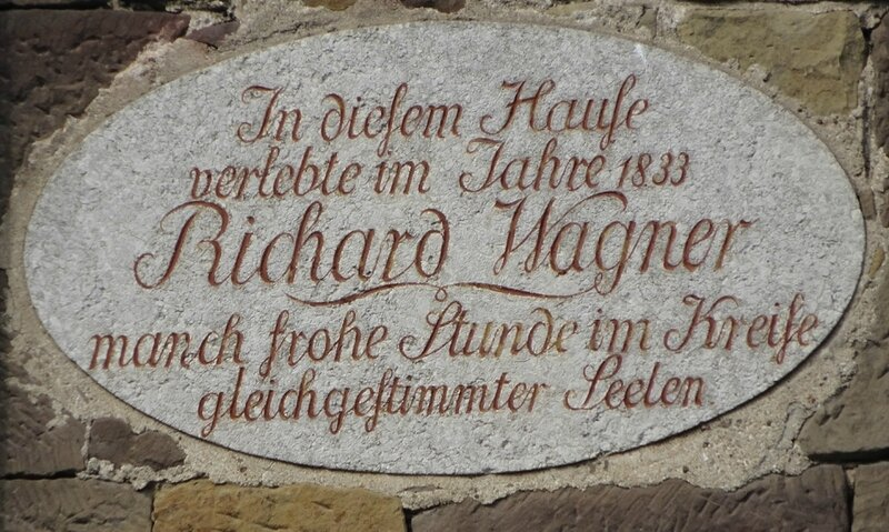 Plaque Wurzbourg