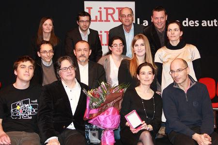 Jury Express.fr Prix du livre numérique