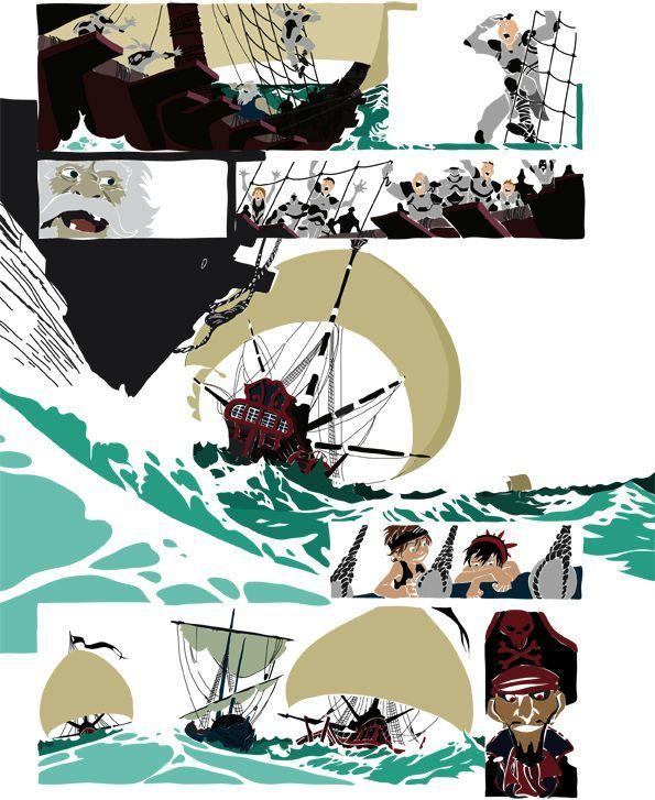 Pirates illus