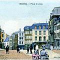 AVESNES-La Place d'Armes
