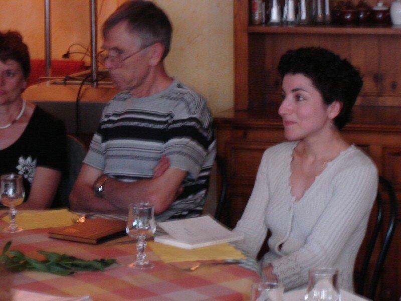 Anne Kanapitsas - L'odeur de la menthe - 16/06/06