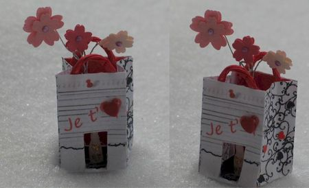 top miniature St Valentin
