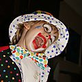 Mon joli clown (ah! je fonds!!!)