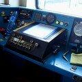 Poste de conduite d'un X 2200