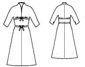 Sew Chic - Constance Dress