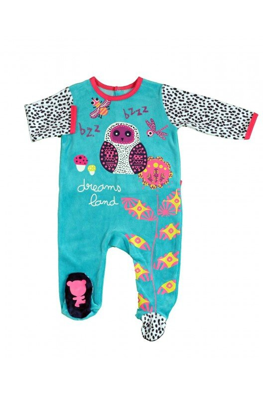 pyjama-bebe-fille-dreams-girl