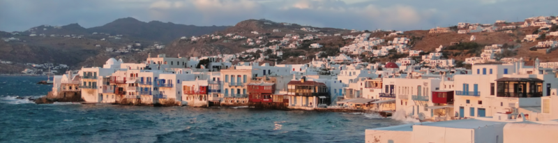 La Petite Venise de Mykonos, Grèce (Bernard Gagnon, 2011)