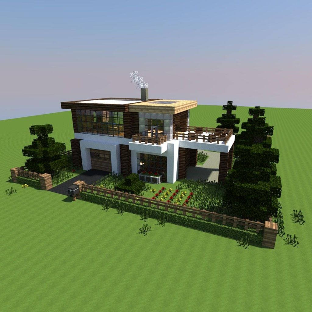 Maison plan minecraft na08 jornalagora for Minecraft maison design