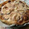 Tarte quetsches nectarines
