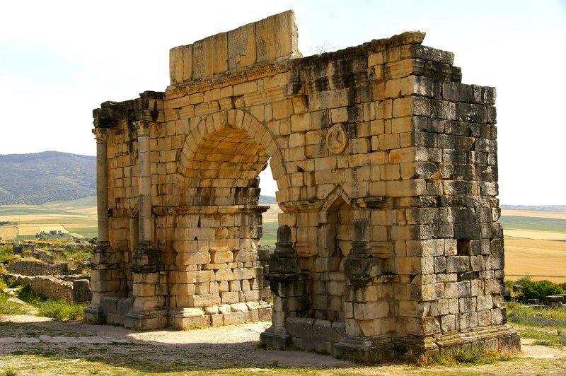 cb-ruines de Volubilis (5)