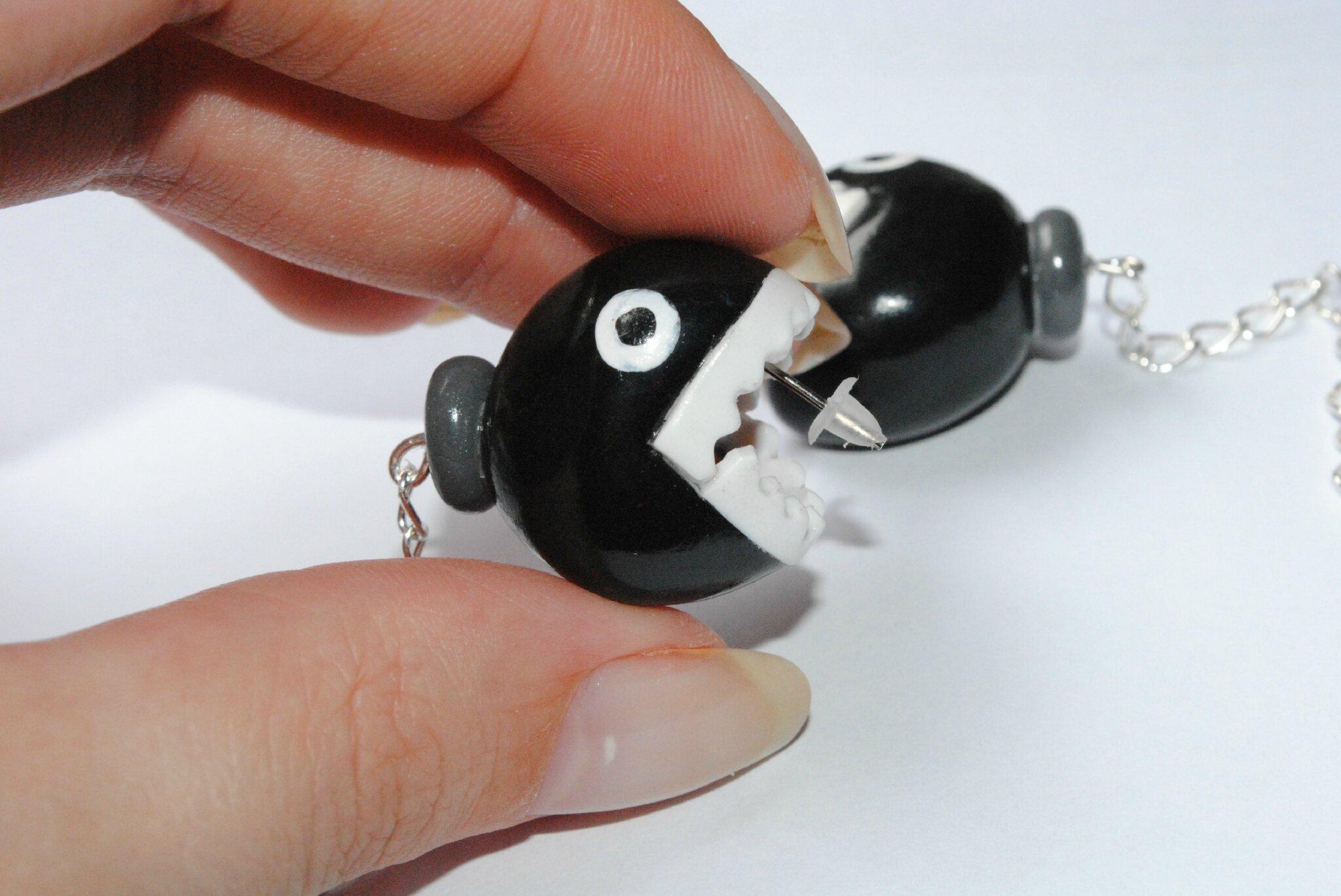 Boucles d'oreilles Chomp Chomp