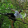 Photos rra (rencontre nationale d'arboriculture) nord-est au parc de la mairie a santes. journee de qualification du 4 juin 2016