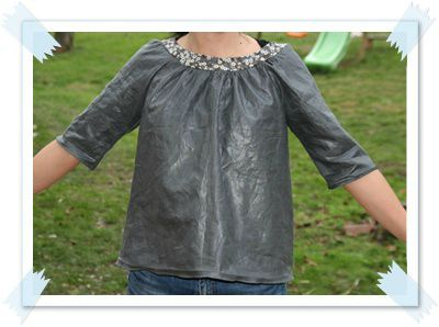 newatelier blouse