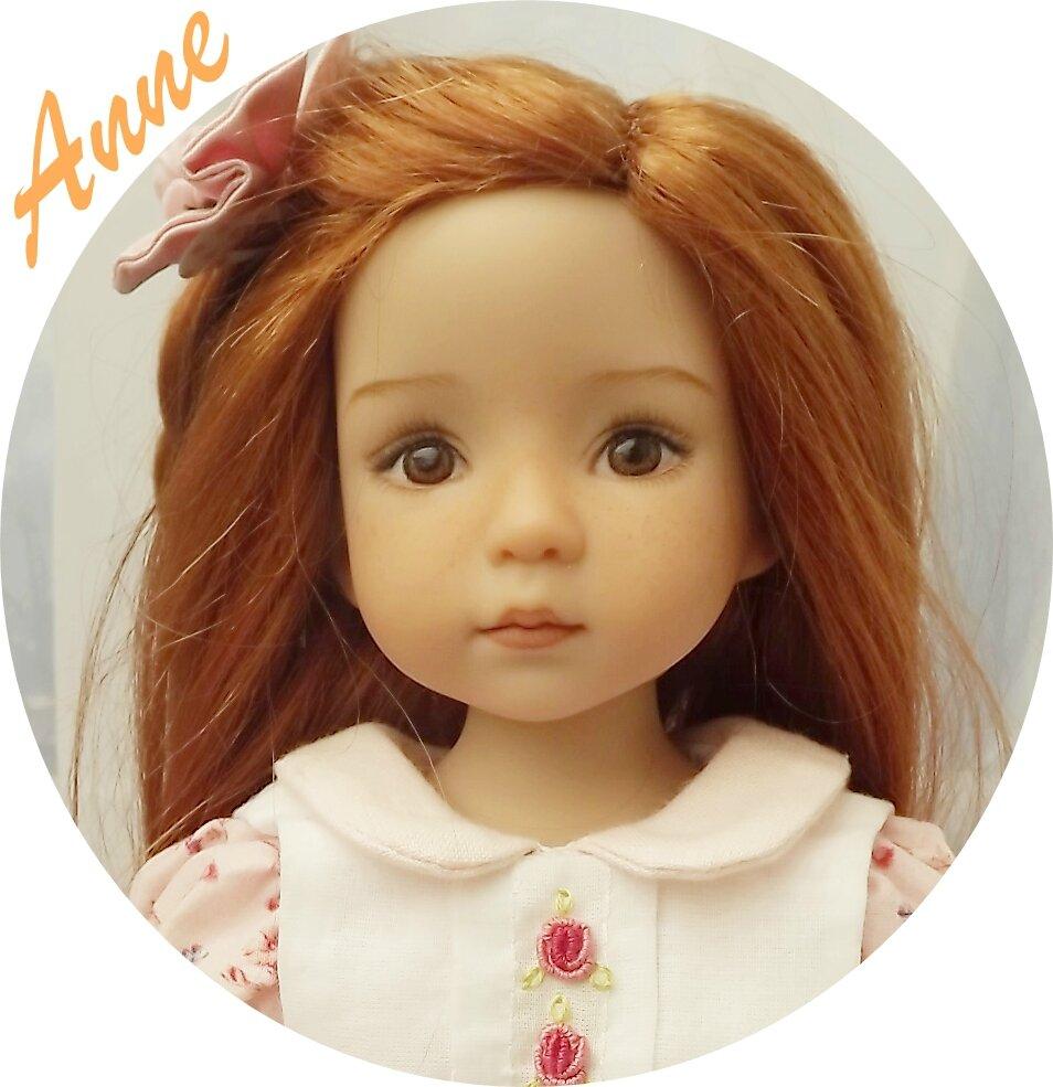 Voici Anne des Pignons verts ............