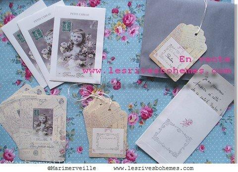 Marimerveille pochettes petit Bonheur 3