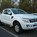 FORD Ranger XLT 2door extended cab pick-up 2014 Etang Salé les Bains (1)