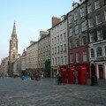 Edinburgh -immersion in the old part of the City-