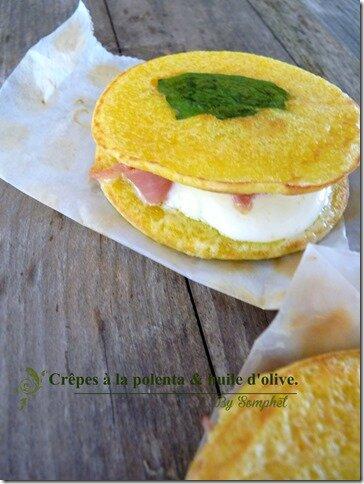 1Crepes polenta