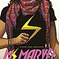 Ms marvel, tome 1 - extraits