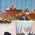 Rdc: discours de joseph kabila sur l'état de la nation 2016