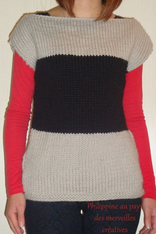 Pull rouge (3)