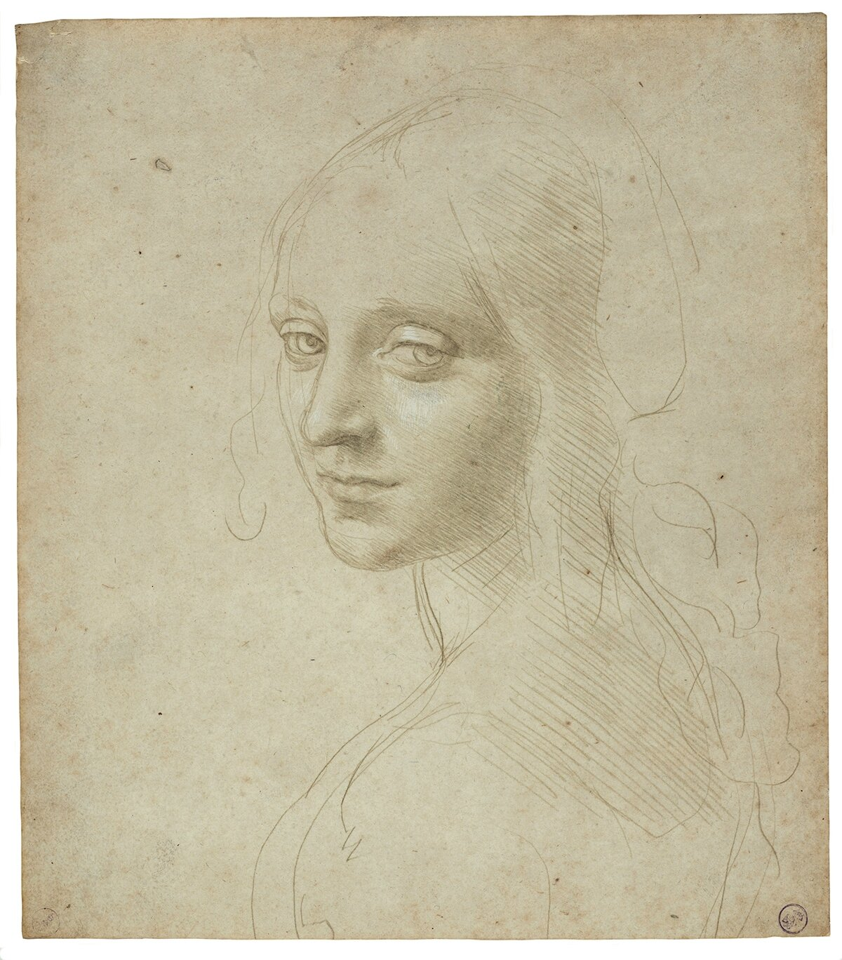 Recently discovered self-portrait headlines 'Leonardo da Vinci and the Idea of Beauty' at MFA Boston