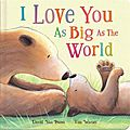 Séquence valentine's day : i love you as big as the world, cycle 2