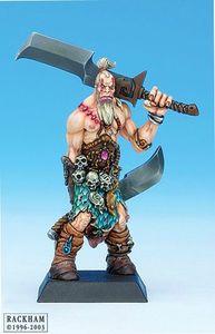 Barbare Géant avec Epée 01