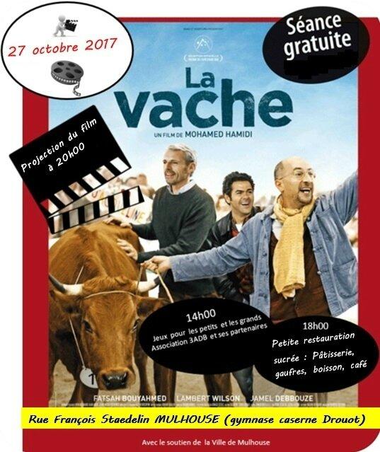 Quartier Drouot - Cinéma La vache