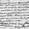 Bonnier Julienne Françoise_née 17.4.1775_Léhon