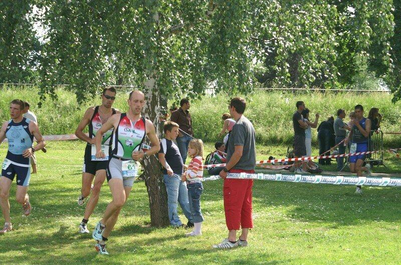 Triathlon de Metz 2007