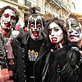 2012 Zombie Walk Paris