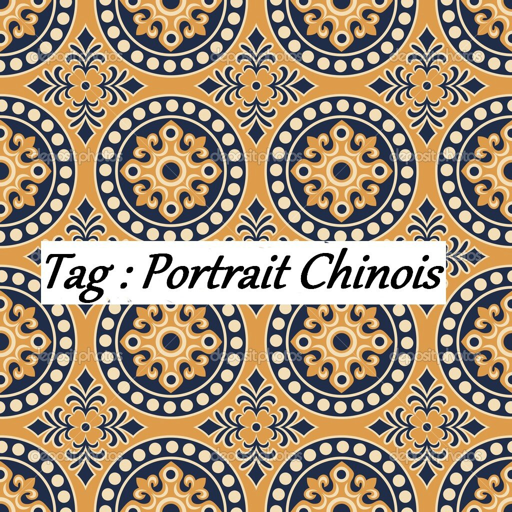 Tag : Portrait chinois