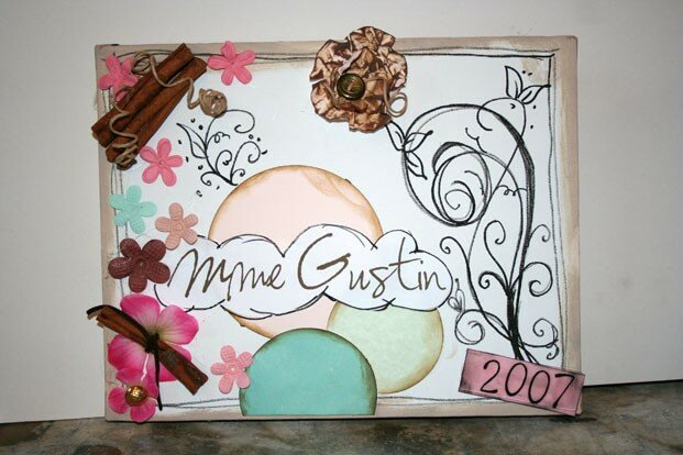 Canvas 2007 Mme Gustin